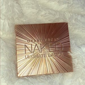 URBAN DECAY NAKED ULTIMATE BASICS!! Only used 1!